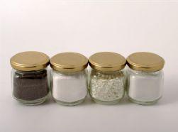 אבקות - תוספת למגוון רחב של חומרים